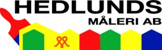 Hedlunds Måleri logo