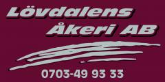 Lövdalens Åkeri